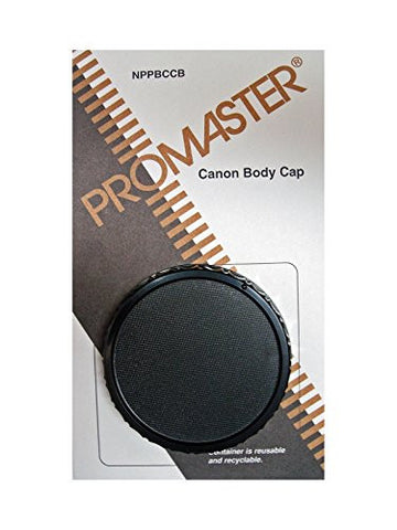Kalt/Promaster Replacement Body Cap for Canon FD Film Camera Bodies