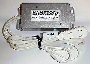 Hamptone MK1D 2-speed Motor Control for Leslie Speakers (Call or email for pricing)