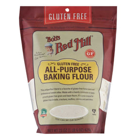 Bob's Red Mill, Harina Multipropósito, Sin Gluten  624 g