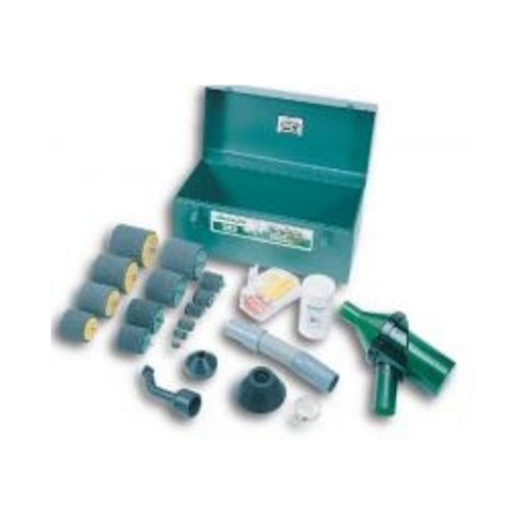 "Greenlee 592 Mighty Mouser Blow Gun Kit for 1/2"" - 4"" Conduit with Metal Box"