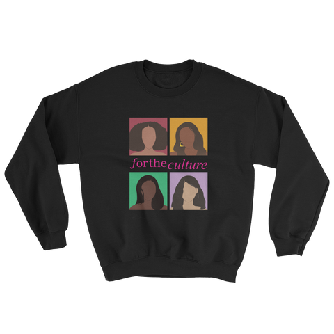 Joan+Co. For the Culture Sweatshirt