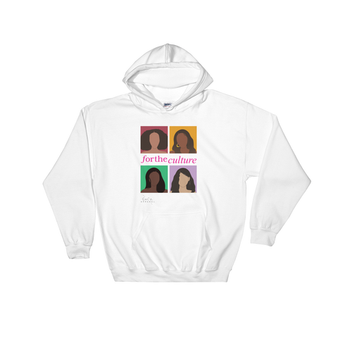 Joan+Co. For the Culture Hoodie
