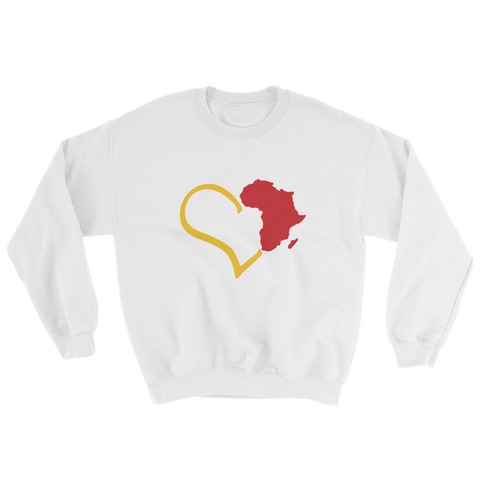 Love Africa Sweatshirt | G+Co. Apparel