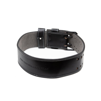 LEATHER POWER LIFTING BELT