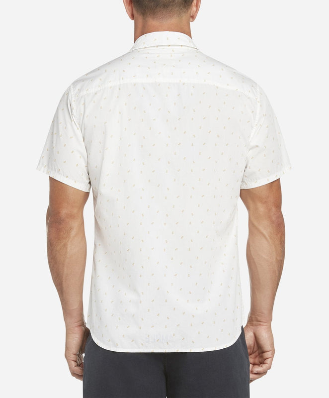 Short Sleeve Taronga Shirt - White