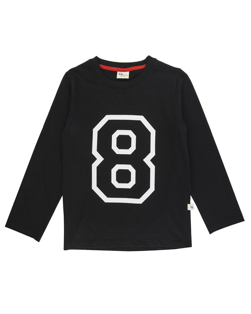 It's Great 8 - Organic Long Sleeve Top