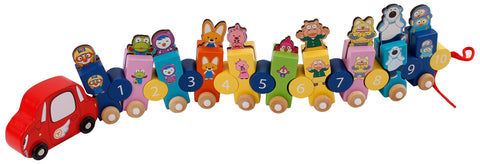 TC8002 | Pororo Number Train