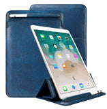 "Micro Fiber Leather Envelope Sleeve for iPad Pro 9.7"", 10.5"",11"", 12.9"" 1st, 2nd and 3rd Gen - with Stylus Pen Holder"