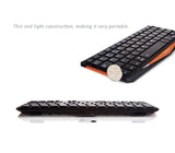 Seenda Ultra-slim Universal  Bluetooth 3.0 Keyboard, Works with iOS, Android and Windows devices with built-in stand