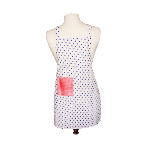 Star children's apron