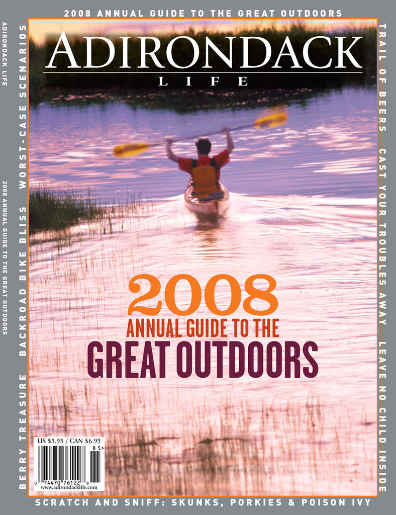 Adirondack Life Back Issues - Annual Guide 2008