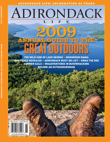 Adirondack Life Back Issue - Annual Guide 2009