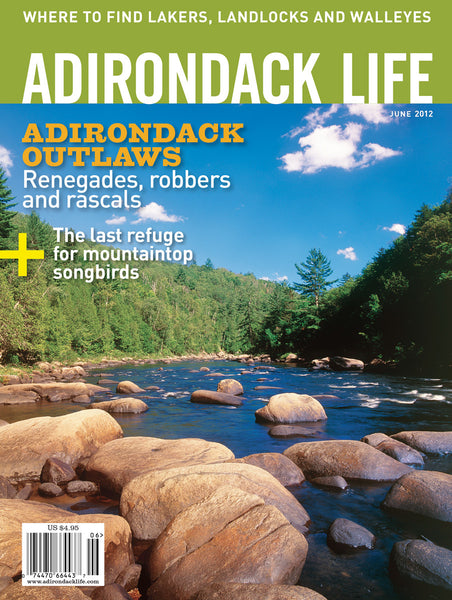 May/June 2012 issue - Adirondack Outlaws