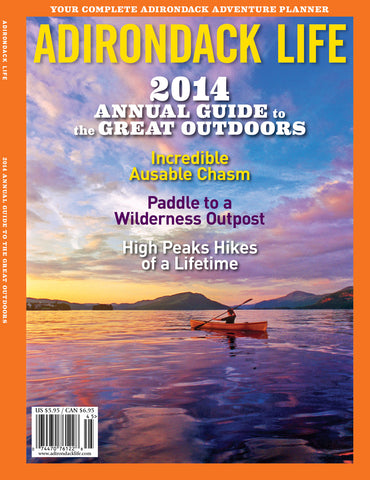 Adirondack Life Back Issue - Annual Guide 2014