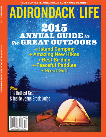 Adirondack Life Back Issue - Annual Guide 2015