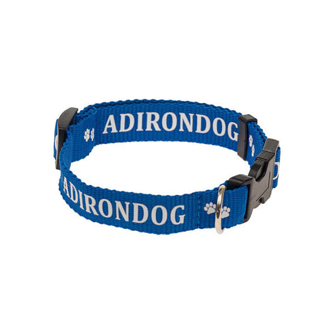 Adirondog Blue Collar