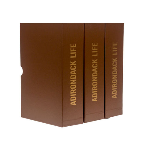Adirondack Life Slipcases ( set of 3)