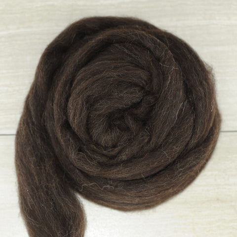 Zwartbles Wool Combed Top