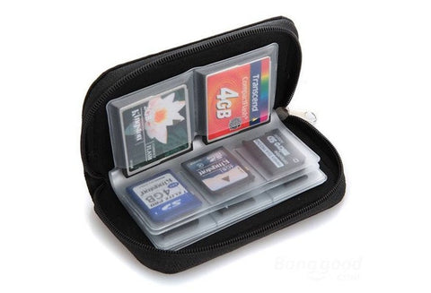 ~Memory Card Storage Wallet