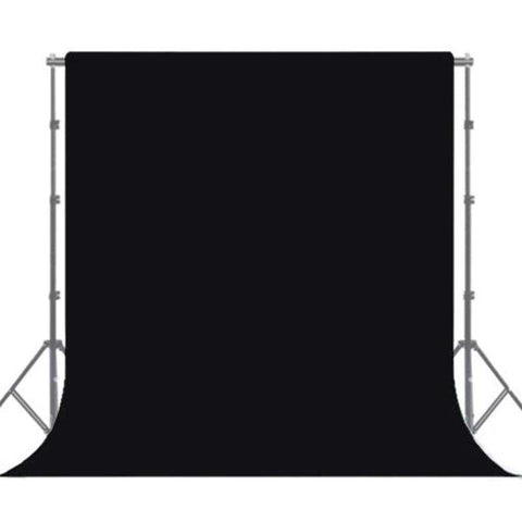 3-Color Set Backdrop Cloth w/ Sewn-In Rod Pocket (2 sizes)