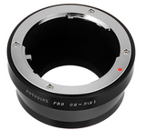 Lens Mount Adapter for Olympus OM Lens to Nikon F Mount Camera