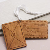Personalised Secret Letter Decoration
