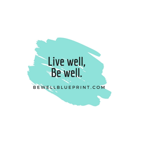 Be Well Blueprint