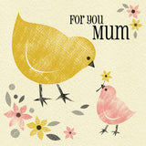 Primavera – For You Mum Card