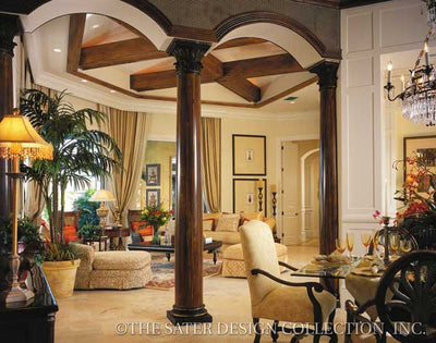 Martinique-Living Room-Plan #6932