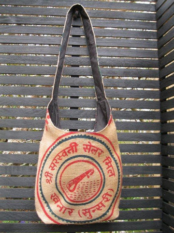 Jute Bag -Mandolin, [product type], Lullaby New Zealand