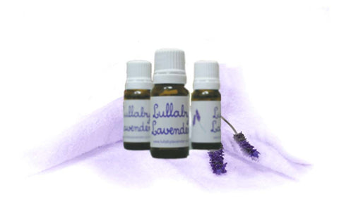 Lullaby Lavender Oil - pure and 100% natural, [product type], Lullaby New Zealand