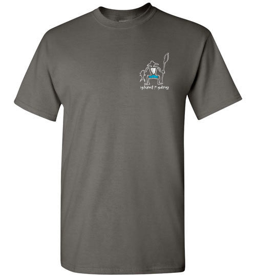 Bad Tuna T-shirt Co. ISLAND FISHING T-SHIRT badtuna