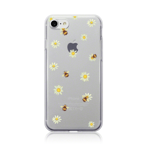 Call Candy Cases Honey Bees Case for Apple iPhone 8/7 by Call Candy