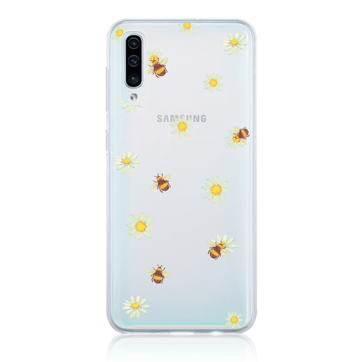 Call Candy Cases Honey Bees Case for Samsung Galaxy A50 by Call Candy