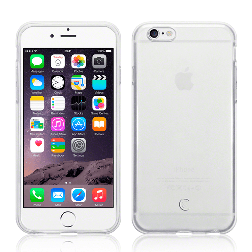 Clear Case Co. Cases Apple iPhone 6/6S Clear TPU Gel Case by Clear Case Co.
