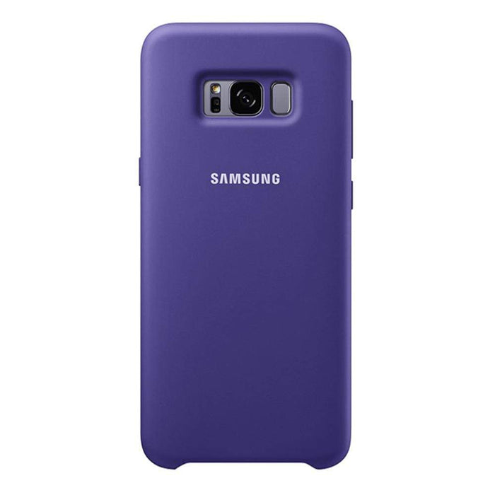 Samsung Cases Samsung Silicone Cover Case for Samsung Galaxy S8+ in Violet