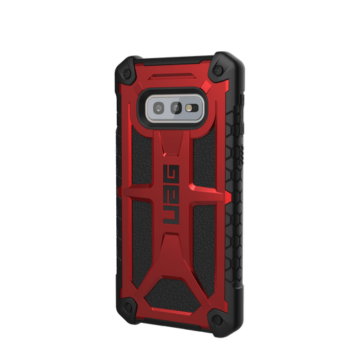 UAG Cases (UAG) Urban Armor Gear Samsung Galaxy S10e Monarch Case - Crimson