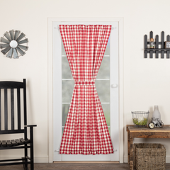 Door Panel Curtains