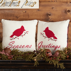 Christmas Pillows & Throws
