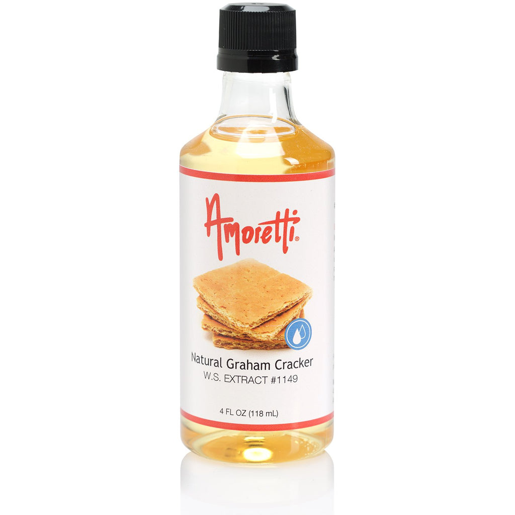 Amoretti Natural Graham Cracker Extract W.S.