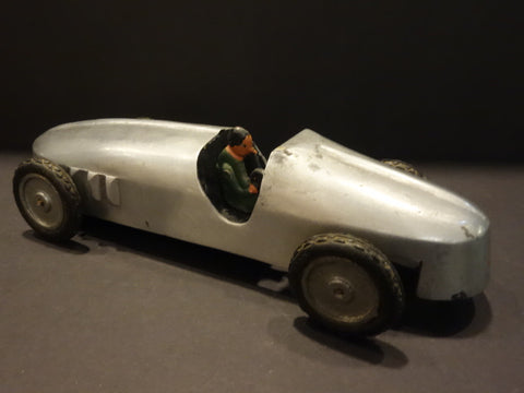 PINOCCHIO AUTO UNION #8 Racing car ITALY 1936 COLLODI RARE !!