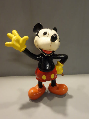 CONVERT MICKEY Mouse Walt Disney Celluloid figure France 1930