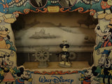 PIXI Steamboat Willie Mickey Disney Memories 1988