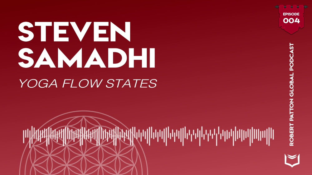 RPG Podcast #004 | Yoga Flow States w/ Steven Samadhi