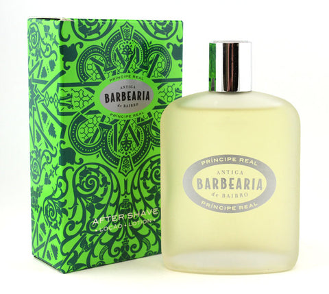 Antiga Barbearia de Bairro Principe Real Aftershave Splash (100ml)
