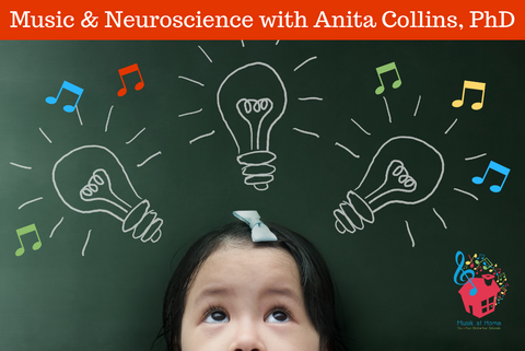 Music and Neuroscience with Dr. Anita Collins