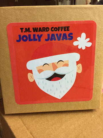 Jolly Java's Holiday Gift Box #1 - T.M. Ward Coffee Company