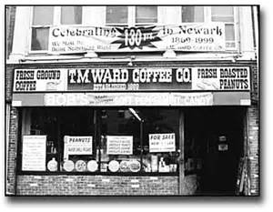 About <span>T. M. Ward Coffee</span>