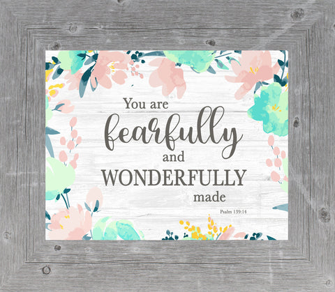 Fearfully and Wonderfully Made by Summer Snow SS59