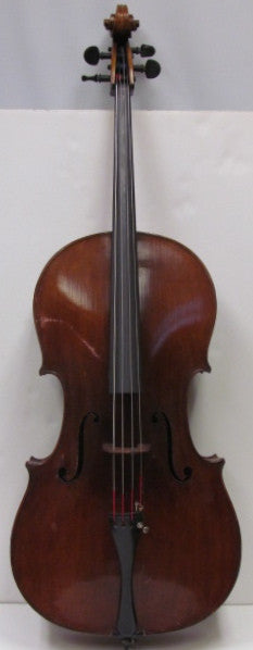 Cello - Strad Copy, Full Size, Circa early 1900s, Made in Germany - USED